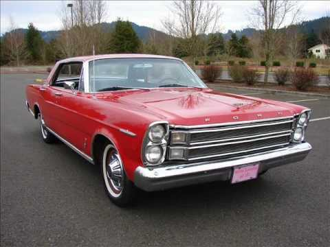 1966 Ford Ltd Thousands Spent Motor Tranny And Rear