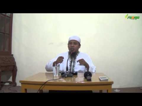 Ust. Abdurrahman Jihad - Ushul Ats Tsalatsah (Pengertian Ushul Ats Tsalatsah)