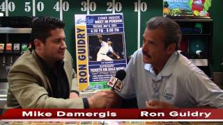 Ron Guidry interview Part 1