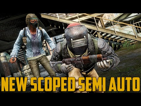 New Scoped Semi Auto (the Last Of Us: Remastered - 60 Fps) video