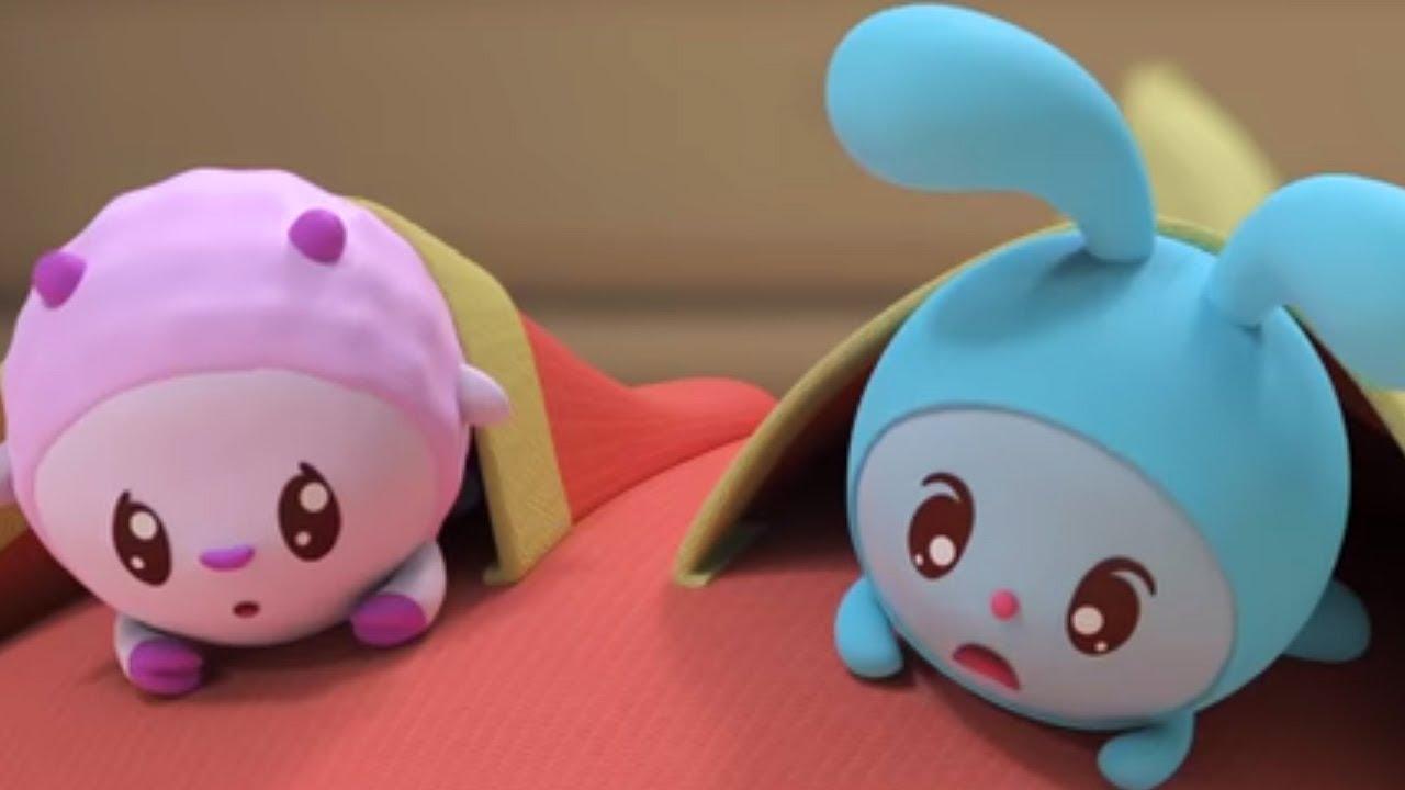 Малышарики - новые серии -  Варежка (136 серия) Развивающие мультики для самых маленьких