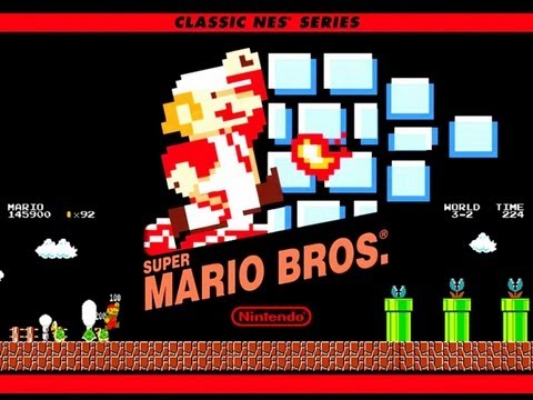 GameRETROplay - Super Mario Bros Vs Mario All Stars
