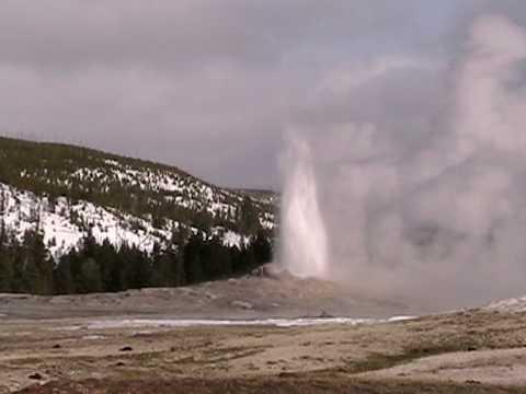 yellowstone supervolcano 2012. Yellowstone Supervolcano Step