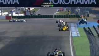 Crazy Motorsport Moments 2012