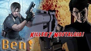 Killer7 and Resident Evil 4 Nostalgia Talk w/ Greg ! | Ben's OP Game Show Ep. 119 (Pt. 2)