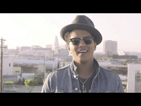 Bruno Mars - The Making Of Just The Way You Are