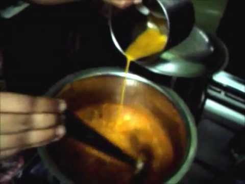 Cooking Magic Soup – Gods Own Country Style.