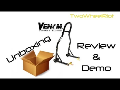 Venom Swing Arm Stand Unboxing and Review