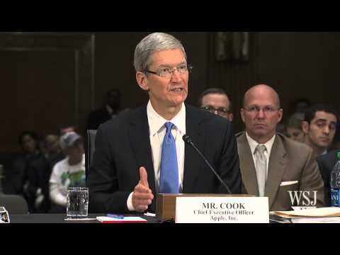 Tim Cook Still Considers Apple an American Company