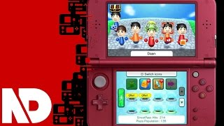 [StreetPass Mii Plaza] Pack 3 Update Overview