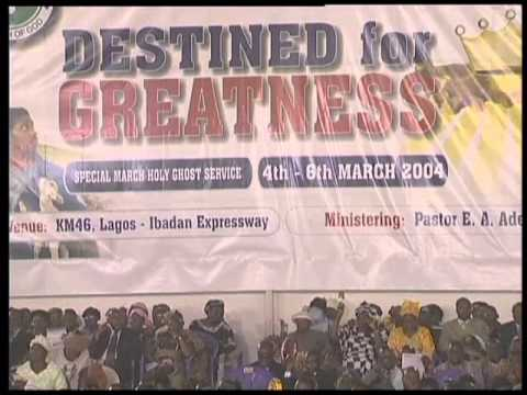 2004 SpecialHGS (Friday and Saturday).