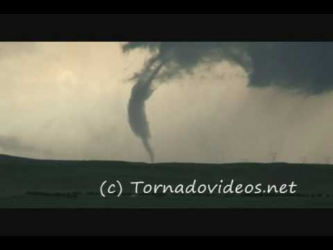 More video from the June 5th Wyoming/Nebraska tornado! Video
