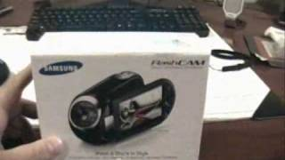 New Camera! (Samsung SMX-C20 Camcorder)