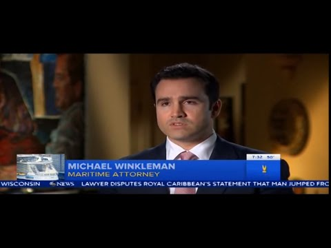 Michael Winkleman on Good Morning America: Maritime Attorney Discusses Cruise Ship Case
