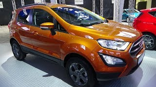 2018 Ford Ecosport MCA Business 1.0 Ecoboost - Exterior and Interior - Zagreb Auto Show 2018