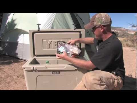 Tools of the Trade: Yeti coolers