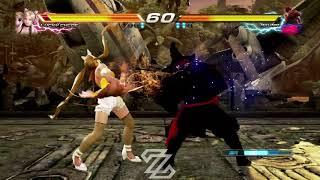 Atif butt(Akuma) vs Arslan(Lucky) Gujranwala vs lahore tekken 7(Zee Arcade)