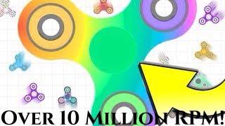 Over 10 Million RPM!