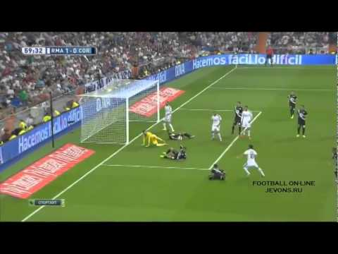 Real Madrid vs Cordoba 2 0 All Goals and Highlights HD 2014
