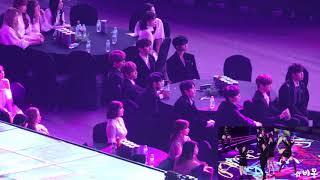 190115 Idols Reaction To Red Velvet 레드벨벳 무대보는 트와이스 워너원 아이즈원 4k 직캠 By 비몽