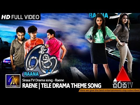 Raene | Tele Drama Theme Song | Official Music Video | MEntertainments