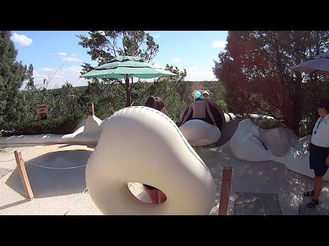Runoff Water Slide at Disney's Blizzard Beach