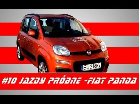 #10 Jazdy próbne - Test Fiat Panda
