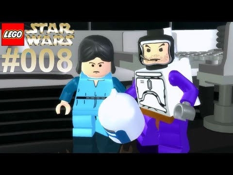 Let's Play LEGO Star Wars #008 Boah. ist der dick. man! [Together] [Deutsch] [Full-HD]