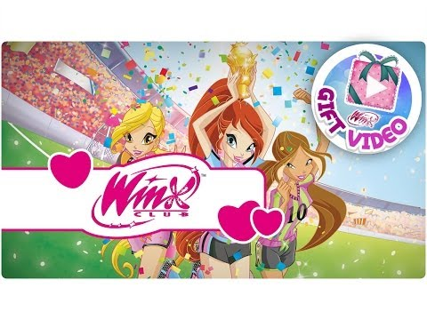 "Winx Club – Gift Video – ""We are One"" – The Winx at the FIFA World Cup 2014!"