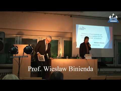 Najnowszy Wykład Prof. Wiesława Biniendy Na Temat Katastrofy Samolotu TU-154M W Smoleńsku