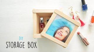 DIY Stroage Box | Desk Organizer | Useful Things
