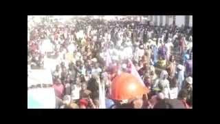 Marche Du PDS pour la libération de Karim Wade