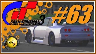 Let's Play Gran Turismo 3: Aspec Part 63: Professional Race Of Red Emblem (Nismo GTR-LM)