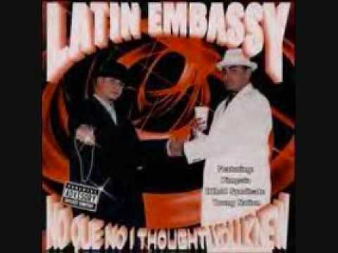 Latin Embassy Times Have Changed