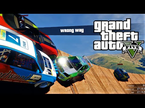 GTA 5 : MAXTORQUE87 DLC GTA5 RACES - SULTAN IS NOW THE BEST CAR IN GTA5 - PS4 - LIVE STREAM