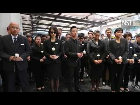 MH17: Malaysians unite as they mourn for victims