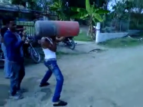 Biggest Homemade Bazooka ever.... Basuca dominicana...
