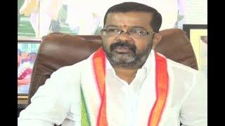 Congress Leader Naini Rajendar Reddy Criticized KCR Pragathi Nivedana Sabha