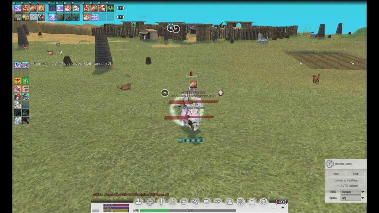Sword Art Online Wow ui Mabinogi Sword Art Online Gui