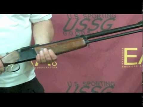 Baikal MP94 Combo Gun