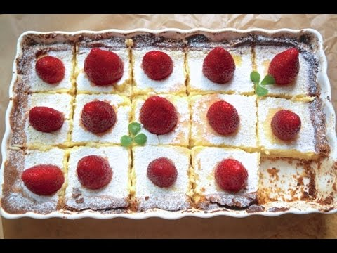 تارت كريمة الحامض- (Joy Of Baking recipe)  Lemon Cream Tart thumbnail