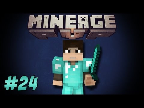 Minecraft PvP Series: Episode 24 Sky Vault Raid