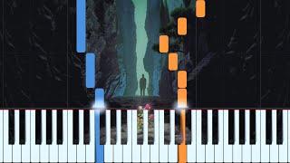 Download Lagu Kygo & Imagine Dragons - Born To Be Yours Piano Tutorial Gratis STAFABAND