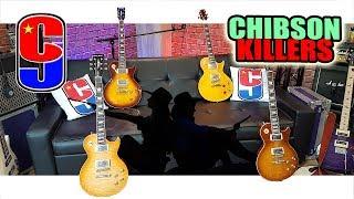 Chibson Killers? | Best Legal Alternatives