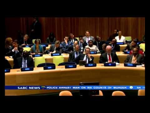 Ban Ki moon lay out his agenda for 2014