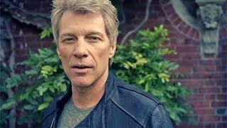 BON JOVI - THIS HOUSE IS NOT FOR SALE ( COMPLETE LYRIC VIDEO )