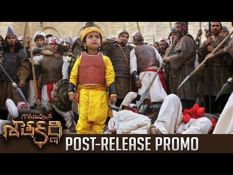 Gautamiputra Satakarni Movie Post Release Promo | Balakrishna | Shriya Saran | TFPC