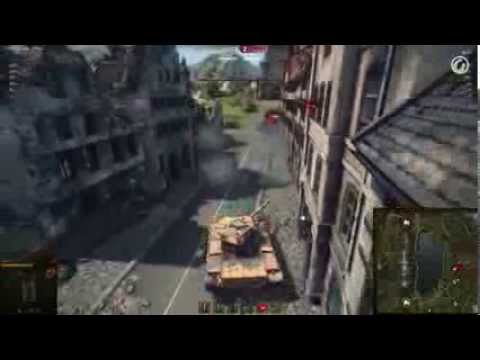 Средние танки. Командный бой.  Наука побеждать №4