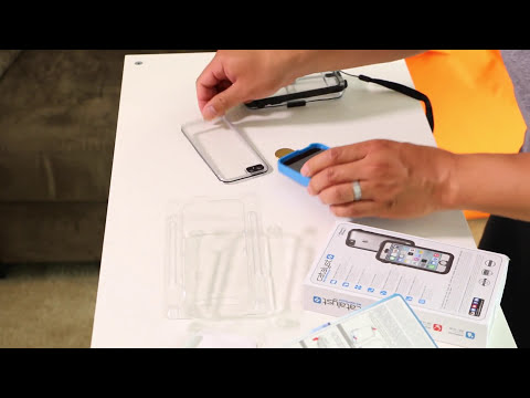 Catalyst Waterproof iPhone case - Unbox/Install