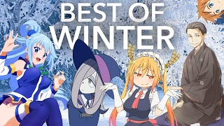 Winter 2017 Anime You Should Be Watching